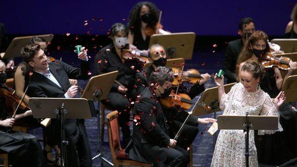 Noche barroca en el Teatro Real con Orlando Furioso, de Vivaldi