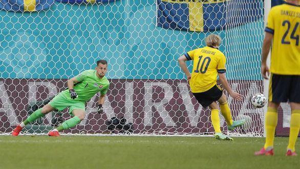 Suecia confirma que mete en un lío a España   1-0