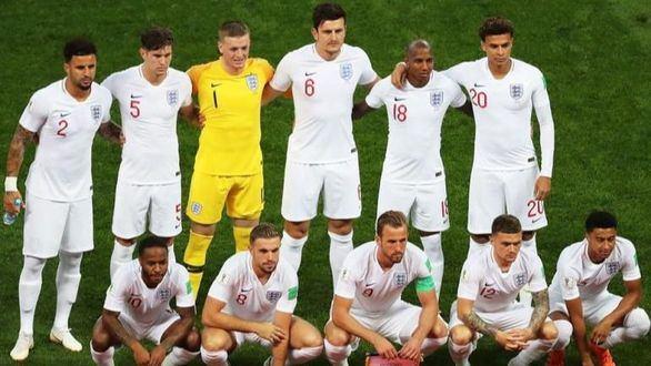 Cuando el fútbol evitó la desaparición de la bandera inglesa