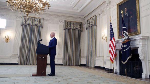 Los obispos estadounidenses abren la vía a negar la comunión a Biden por su defensa del aborto