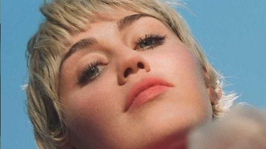 Miley Cyrus, nueva imagen de Gucci