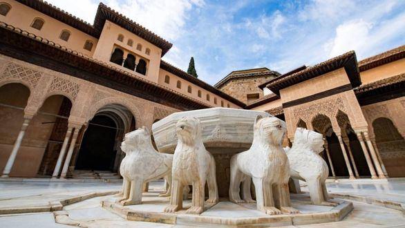 La Alhambra recorre el sueño de las odaliscas de Ingres, Matisse y Picasso