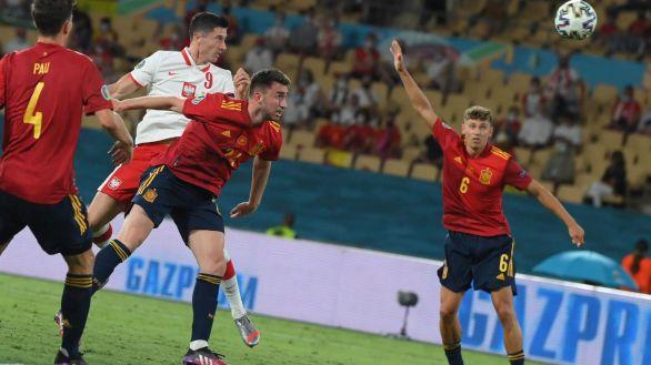 España pone en riesgo su clasificación con otro empate | 1-1