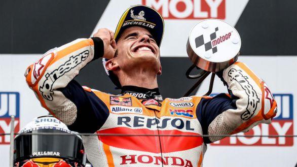 Moto GP. Márquez vuelve a saborear una victoria