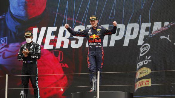 F1. Verstappen, intratable en el Paul RIcard