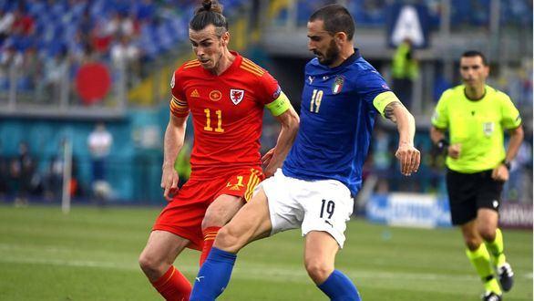 Italia también brilla con suplentes, Gales entra en octavos y Suiza, a la espera