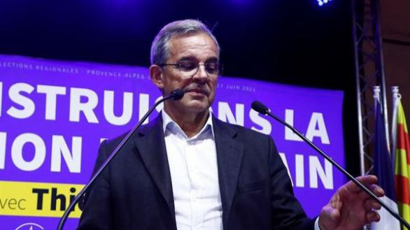 La derecha gana y frustra las opciones de Le Pen en las elecciones regionales