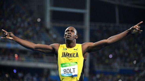 Usain Bolt anuncia que ha sido padre de gemelos