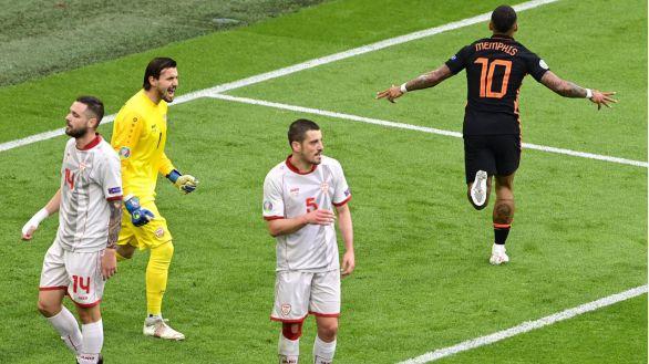 La dupla Wijnaldum-Depay sigue danto alegrías a Países Bajos |3-0