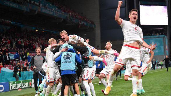 Dinamarca se regala una noche de ensueño frente a Rusia |1-4