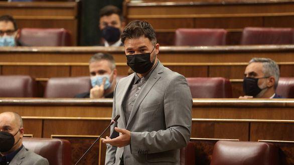 Rufián desnuda a Sánchez: