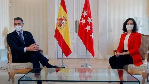 Sánchez se reunirá con Aragonés el 29 de junio y con Ayuso el 9 de julio