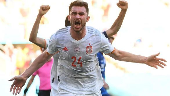 España se clasifica tras golear a Eslovaquia | 0-5