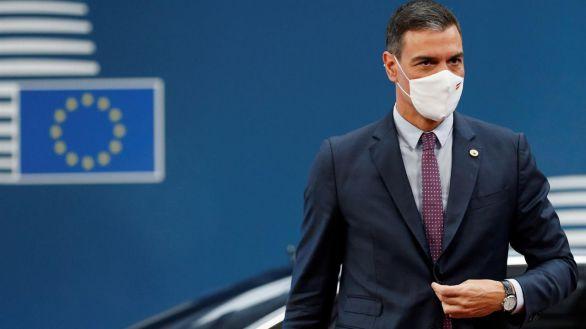 Sánchez lleva a Bruselas su