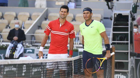 ATP. Djokovic confiesa, entre halagos, qué sintió al ganar a Nadal en Roland Garros