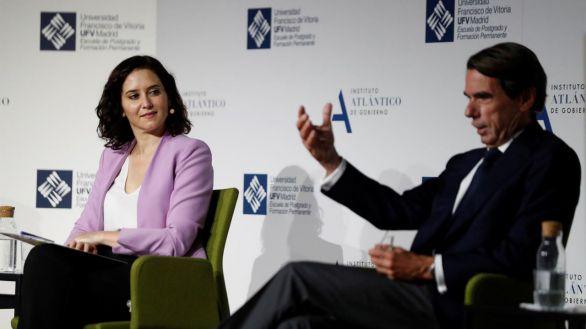 Aznar: el PSOE llegó al poder en 2004 con un atentado y en 2018 con el respaldo de los separatistas y ex etarras
