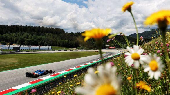 GP Estiria. Nueva evidencia del despegue de Fernando Alonso en Alpine