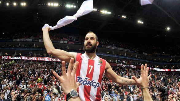 Euroliga. Se retira la última leyenda griega, Vassilis Spanoulis