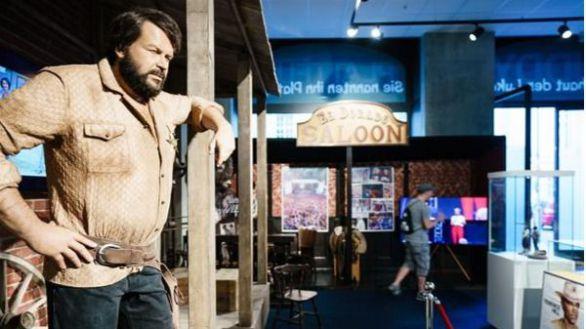 Berlín inaugura el primer museo dedicado a Bud Spencer, estrella del spaghetti western