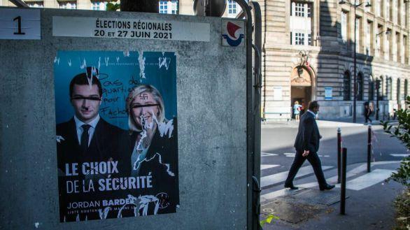 La ultraderecha francesa seguirá fuera de los gobiernos regionales
