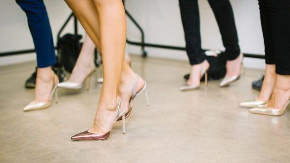 ¿Puede ser cómodo un zapato de tacón?