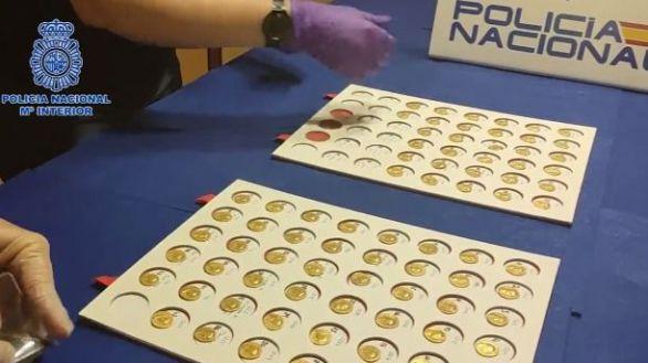 Recuperado un tesorillo de 90 monedas romanas áureas de entre los siglos I y III d.C