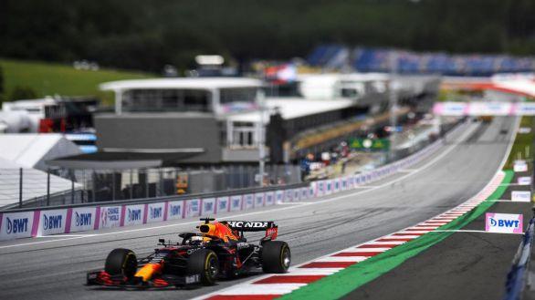 GP Estiria. Verstappen gobierna y exhibición de Carlos Sainz