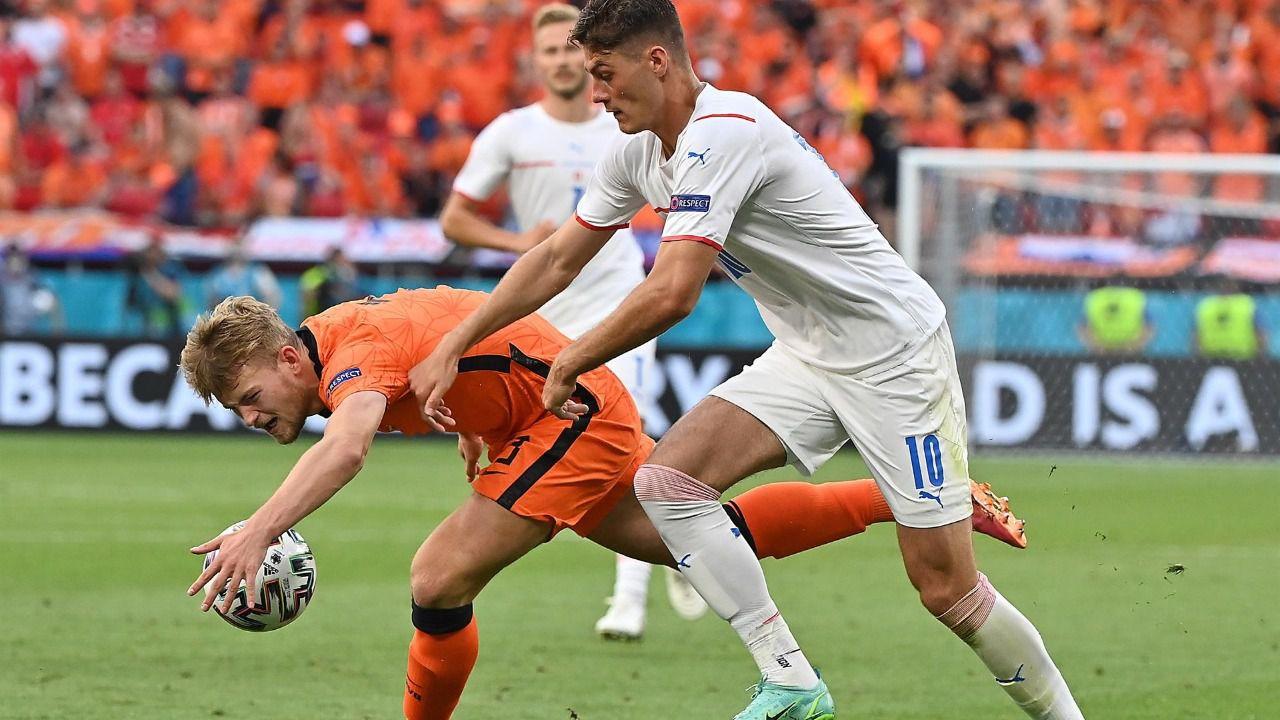 De Ligt y la República Checa firman la debacle de Países Bajos | 0-2