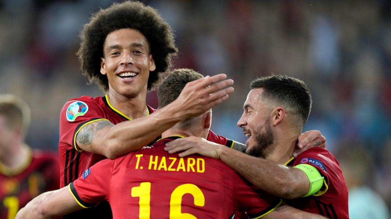 Hazard, Courtois y Bélgica echan a Ronaldo y a Portugal | 1-0