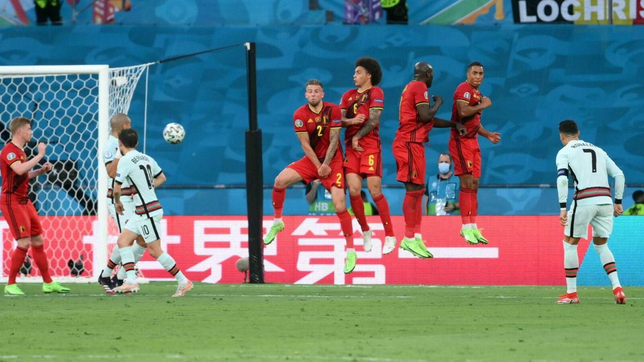 Ronaldo se despide y Países Bajos firma el primer derrumbe