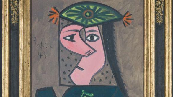 El Prado mostrará una obra de Picasso donada durante los próximos cinco años