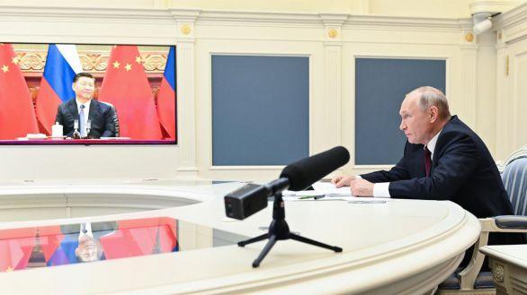 China y Rusia escenifican su buena sintonía renovando el tratado de amistad