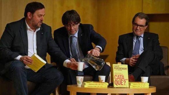 El Tribunal de Cuentas exige 5,4 millones de euros a los responsables del procés
