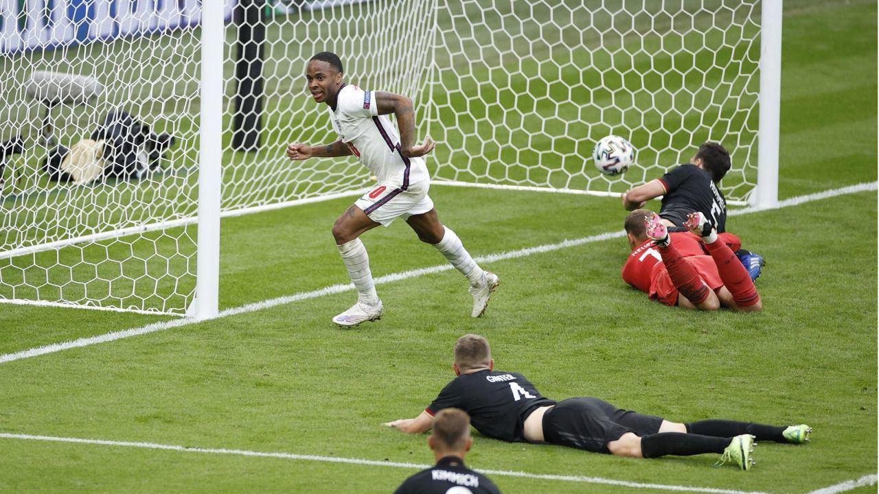 La contención de Inglaterra derrumba a una inane Alemania |2-0