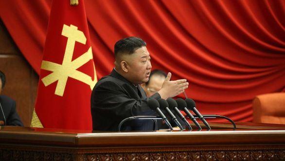 Kim Jong-un admite un