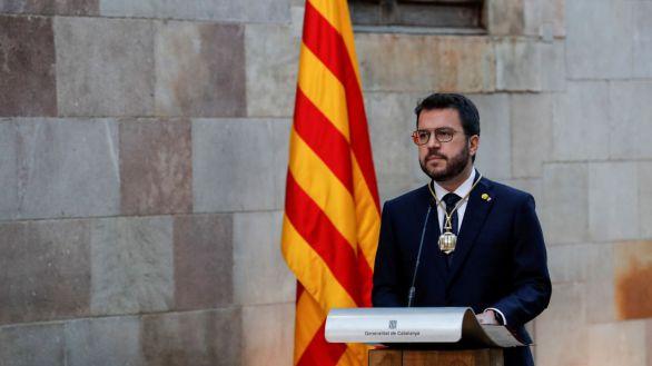 Aragonès no asistirá a la conferencia de presidentes autonómicos