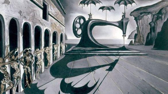 Un cuadro de Dalí roza los 2,5 millones de euros en una subasta en Francia