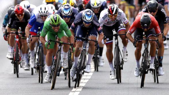 Tour de Francia. Mark Cavendish también se reinvindica