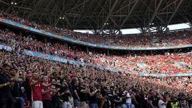 Alemania estalla contra la UEFA por permitir estadios llenos en la Eurocopa