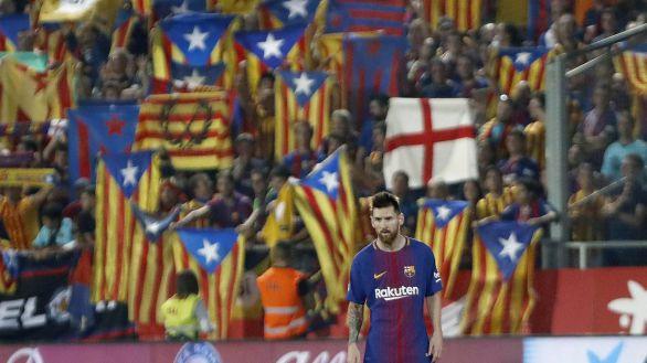 Lo que separa a Messi del Barcelona: mismo sueldo, Hacienda y la independencia de Cataluña