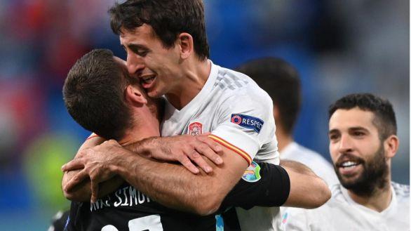 España sigue creciendo y ya está en semifinales | 1-1