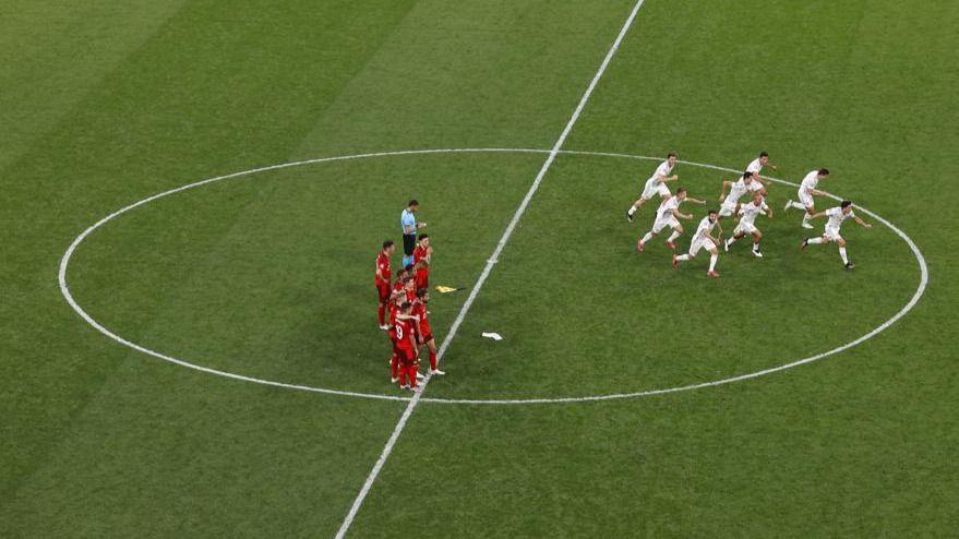 España, penaltis mediante, se cita con la Italia que eliminó a Bélgica