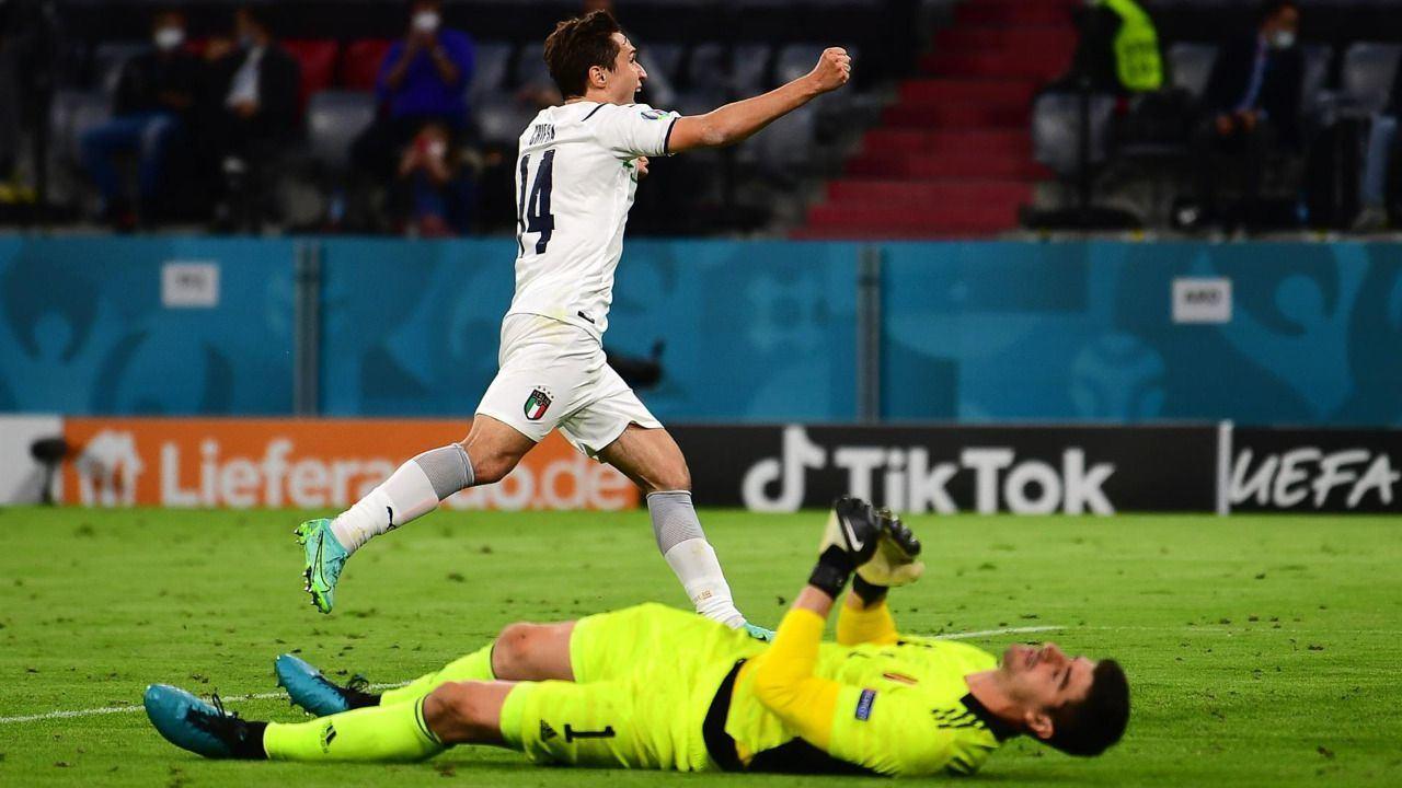 Italia será la rival de España en semifinales |1-2