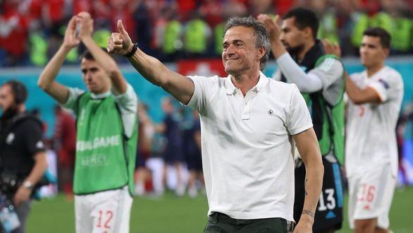 La Eurocopa arrasa con el España-Suiza en Telecinco