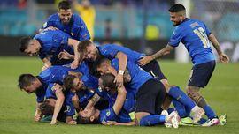 La Italia que se medirá a España firma un récord de victorias seguidas en la Eurocopa