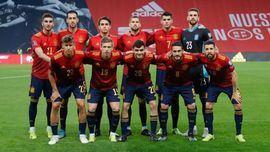 España, la mejor de la Eurocopa en estadísticas salvo en la puntería