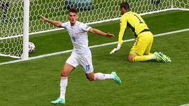 Schick iguala a Ronaldo y el récord histórico de goles de Milan Baros