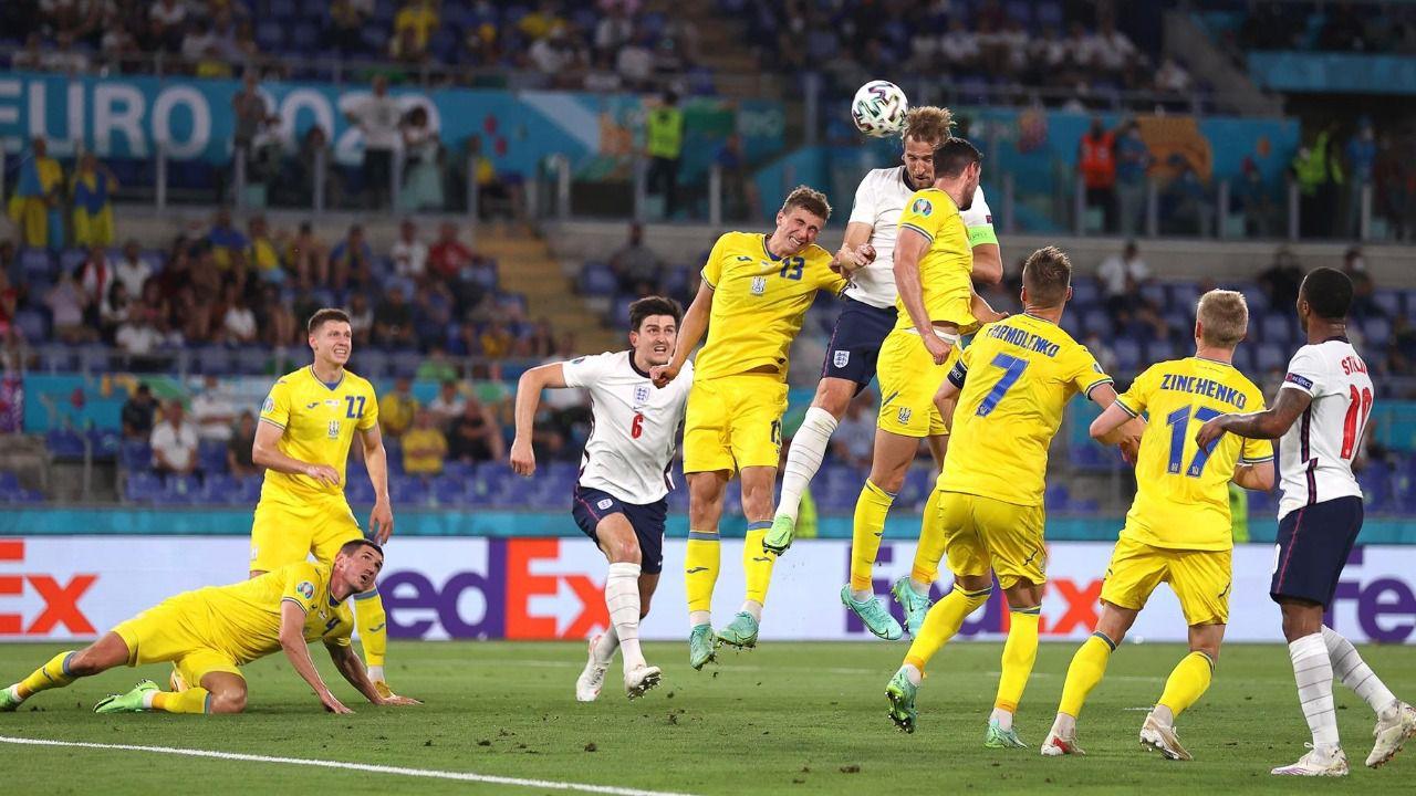 Inglaterra sigue sin encontrar rival en esta Eurocopa | 0-4