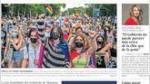 Las portadas de los periódicos de este domingo, 4 de julio