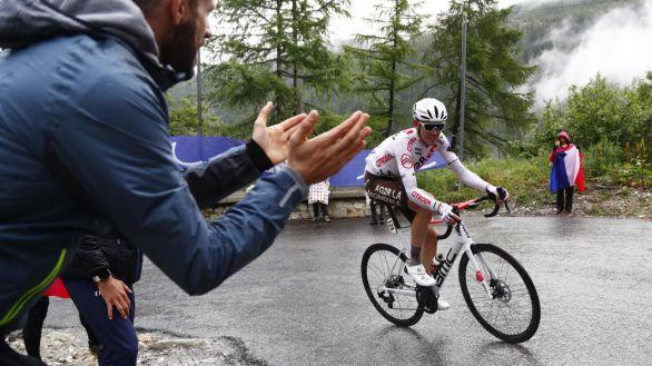 Tour de Francia. Ben O'Connor triunfa y Pogacar vuelve a golpear